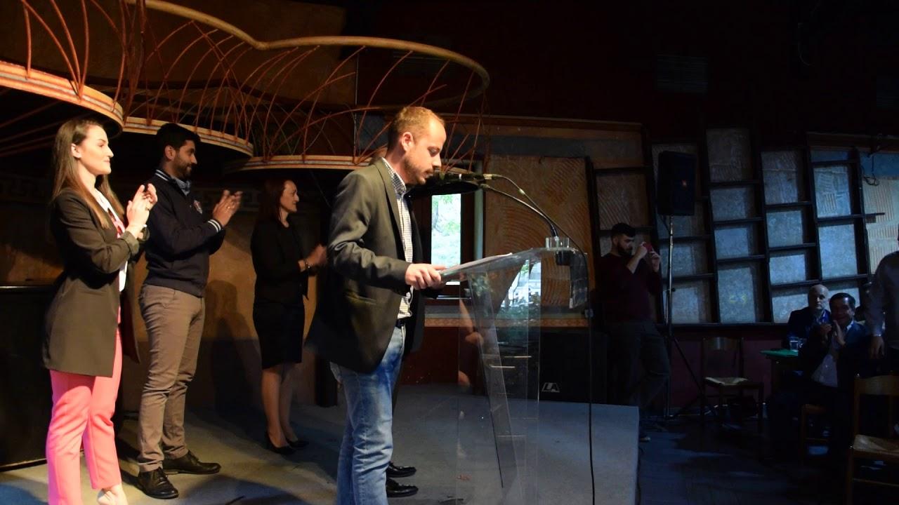 Παρουσίαση υποψηφίων περιφερειακών συμβούλων στην ΠΕ Αρκαδιας με το Γιάννη Μπουντρούκα