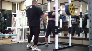 Squat 170x1 (new pr!)