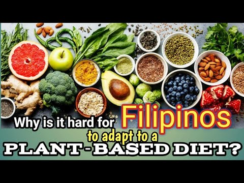 Why Is It HARD For FILIPINOS To ADAPT To A PLANT-BASED DIET? By BeyondOnesKhen TH