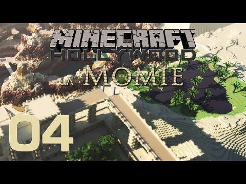 Minecraft Hollywood : La Momie [4] - Le secret du Sphinx