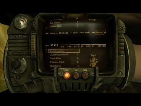 Fallout 3: Easy Level Up Glitch In Megaton Moira's Supply Store