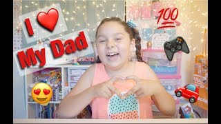 Simple Father's Day Card - Crafts for Kids