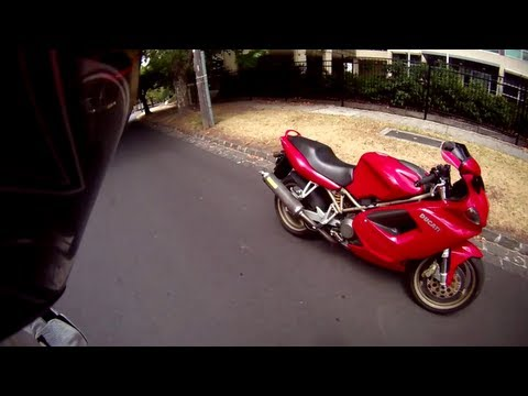 Ducati ST2 944 Review Test Ride