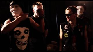 группа РВАНЫЕ РАНЫ - Backstage со съёмок клипа.