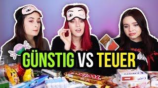 ORIGINAL vs FAKE - schmeckt man den Unterschied?! XXL Süßigkeiten Test mit Luisa Crashion!