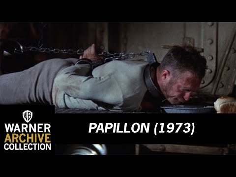 Papillion (1973) – Prison Ship Fight
