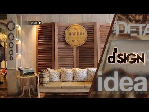 d'SIGN - Cafe Kece dan Asik di Daerah Bandung