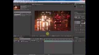 Уроки Adobe After Effects. Как ускорить или замедлить видео?