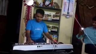 Zoobi Doobi- 3 Idiots   Piano Cover   Amit Artworks