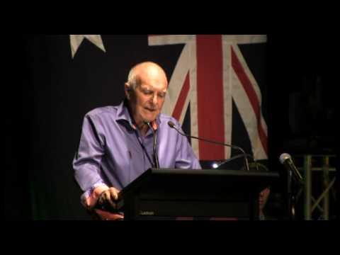 Tweed Shire Australia Day Ambassador 2017 - Iain Finlay