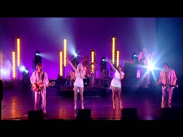 The Abba Show at the Theater Royal, Windsor, England.