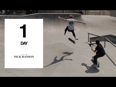 A Day Out With Ben Nordberg, Manny Santiago