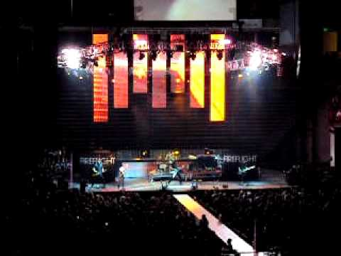 Fireflight Desperate live at the Colonial Center W