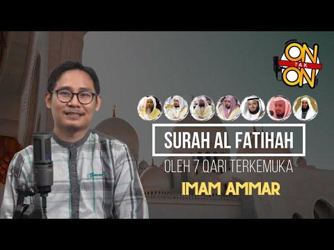 Ep. 7 Merdunya suara Imam Ammar ni tiru bacaan  qari terkemuka dunia