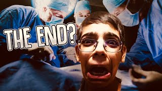 My cousin HORSING made me get SURGERY after stream sniping me... (fortnite)