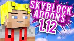 Die BESTE Mod für Hypixel Skyblock! Skyblock Addons 1.12