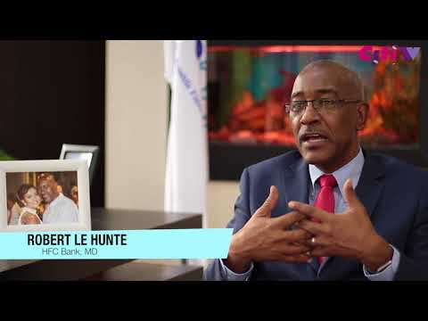 Business Today: Robert Le Hunte on UT Bank & Capital Bank Takeover