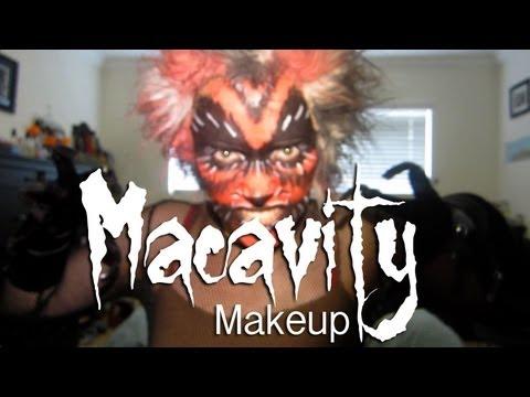 CATS Macavity Makeup Feat. MagicCatJenny!