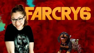 REACTION: Far Cry 6 | Did you see the dog???