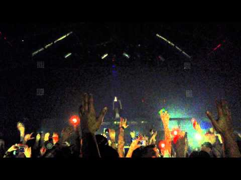 The Funeral - Dash Berlin Live @ New City Gas 5.1.2013