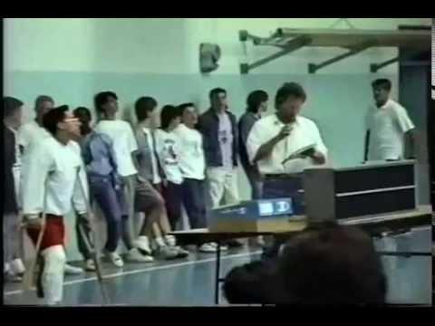 Stuttgart American High School '89 Video Year Book 12 of 12