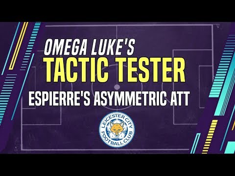 FM20 Tactic Tester | ESPierre's Asymmetric Attack | Leicester City from YouTube · Duration:  14 minutes 41 seconds