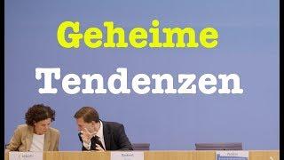 13. Oktober 2017 - Komplette Bundespressekonferenz