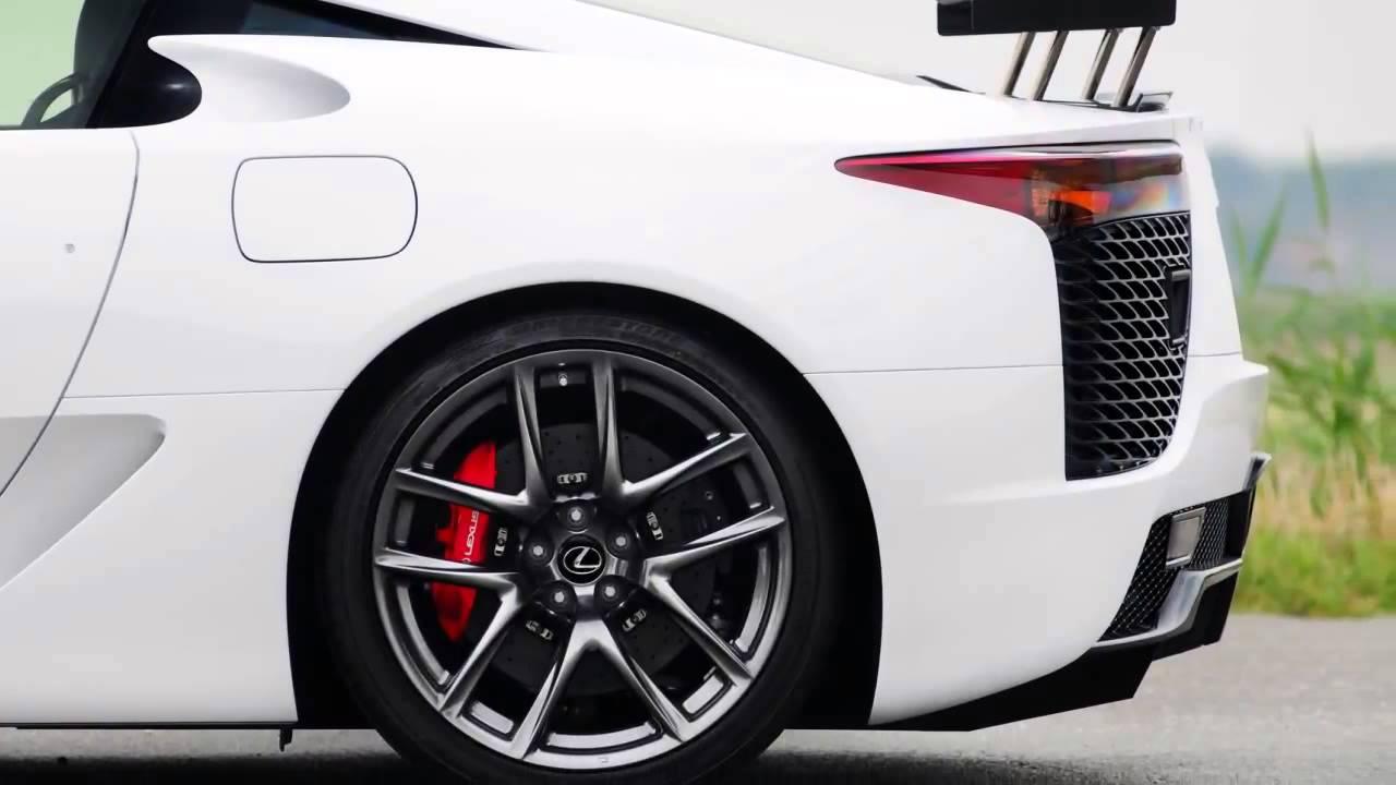 Lexus lfa prijs