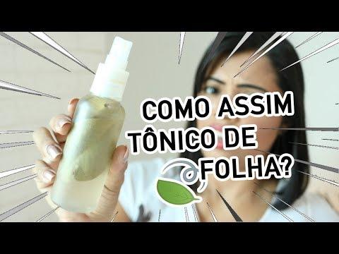 TÔNICO CAPILAR DE