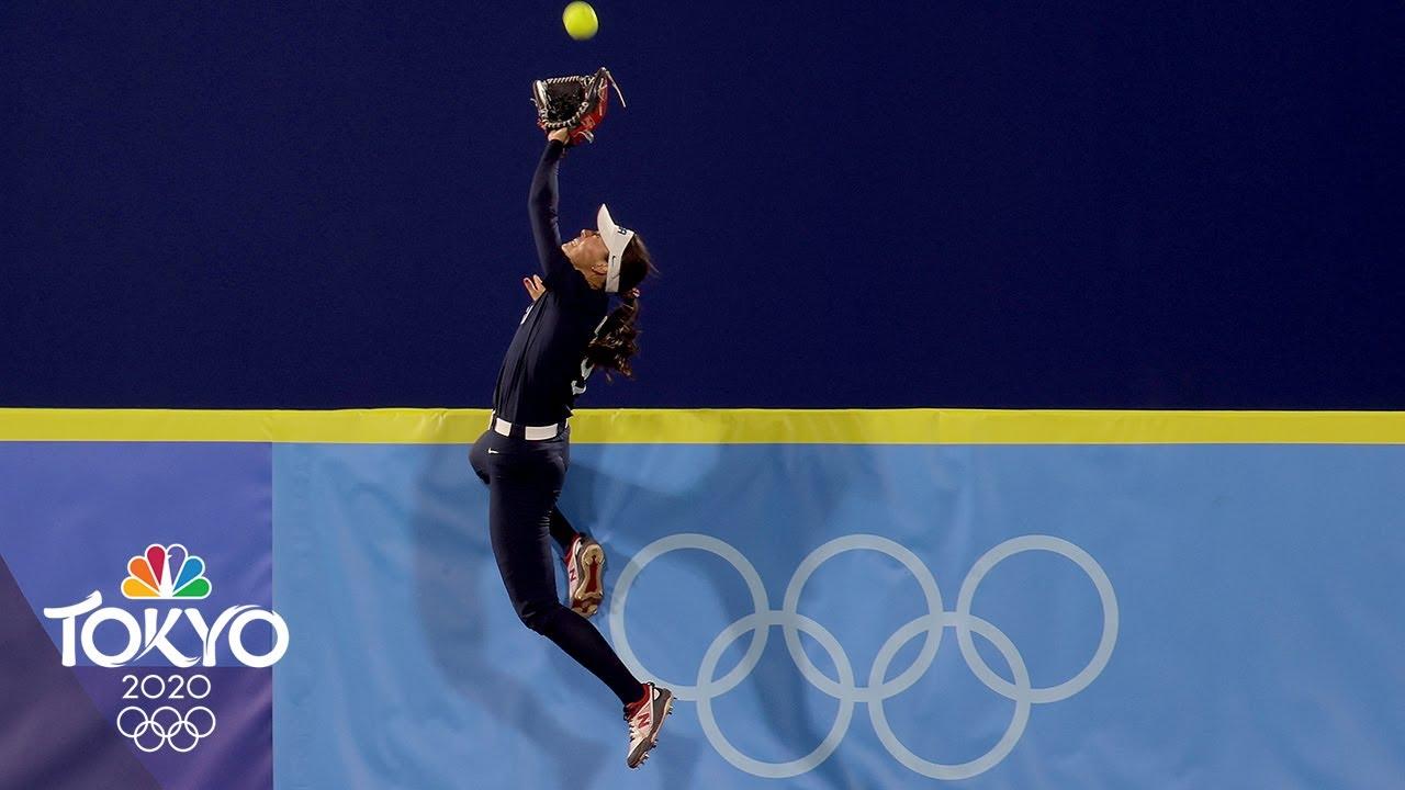 Japan blanks U.S. 2-0 to win 1st Olympic baseball gold medal