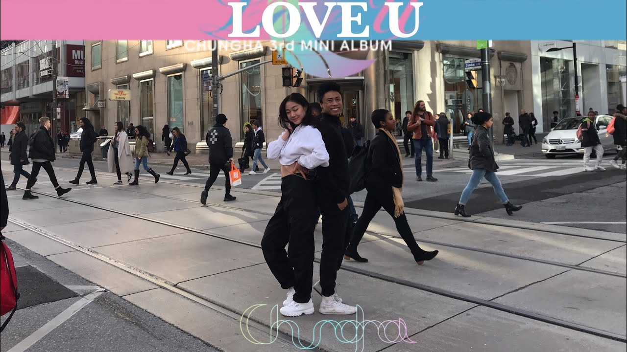 [KPOP IN PUBLIC TORONTO] Chungha (청하) – \