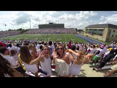 Tulsa Hurricane Football Game Day 9/5/2015
