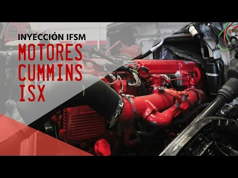 Curso Cummins ISX - Diesel Electrónico