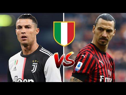 Cristiano Ronaldo Vs Ibrahimovic 2020 🇮🇹🔥 Skills U0026 Goals 🔥 HD