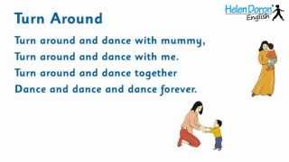 Turn Around - English Songs for Kids