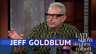 Jeff Goldblum Lives More In Ten Minutes Than Most People Do In A Lifetime
