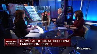 Chip stocks, activist investors, AI ads and China tariffs — all discussed on Rapid Fire