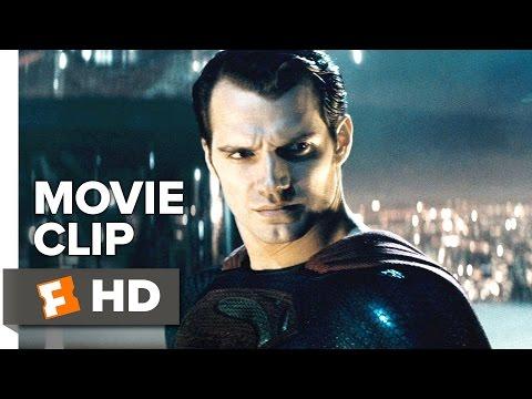 Batman v Superman: Dawn of Justice Movie CLIP - Day Versus Knight (2016) - Henry Cavill Movie HD