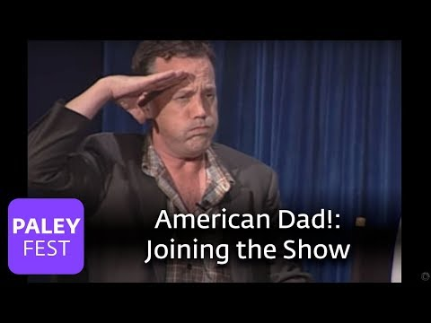 American Dad!  Seth MacFarlane and Cast on Joining the