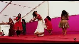 Rangeelo Maaro Dance