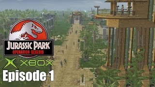 [Xbox] Jurassic Park: Operation Genesis - Let's Play Ep. 1