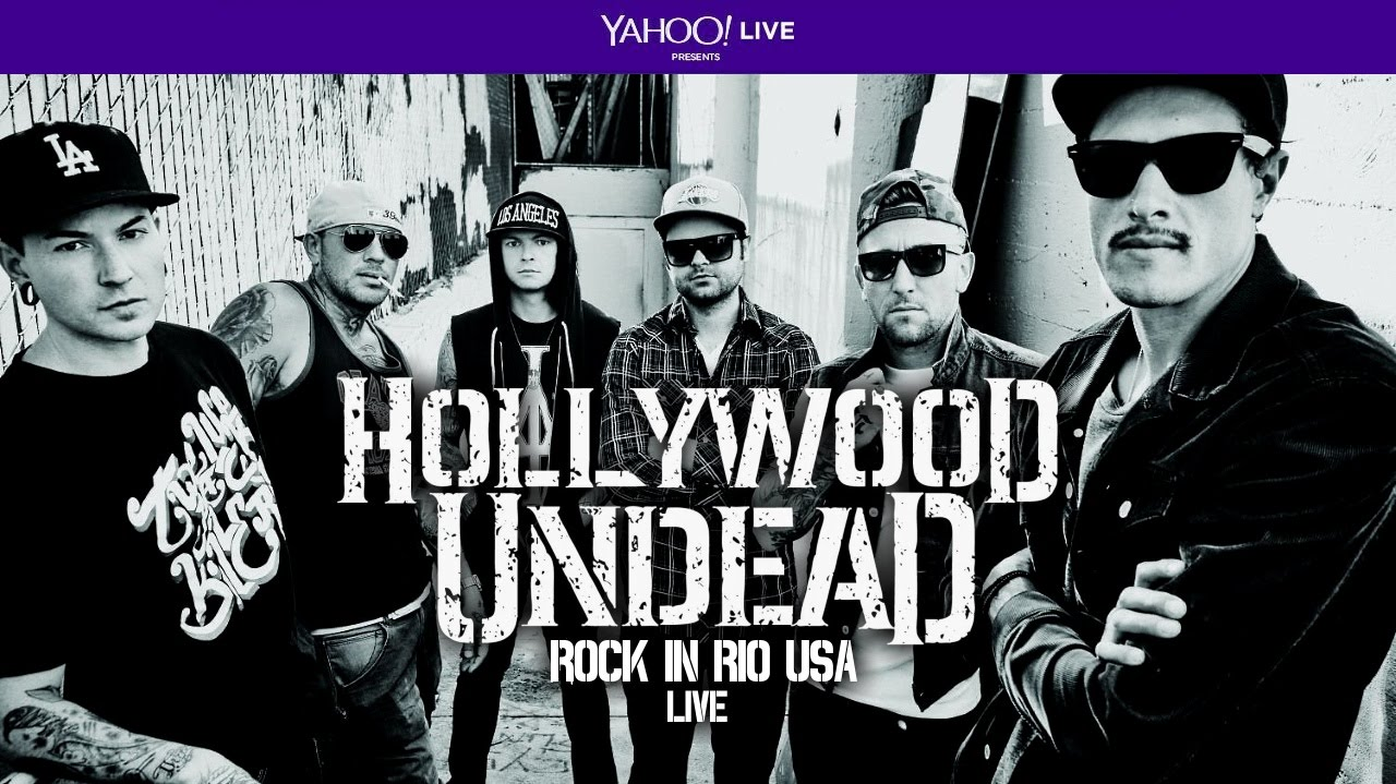 Hollywood Undead - Live at Roc...
