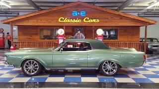 1969 Lincoln Continental Mark III (A&E Classic Cars)