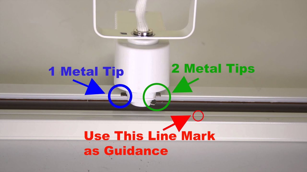 Direct Lighting H Track Installation Version 3 Youtube Wiring A Light Fitting Guide For How To Fit Or