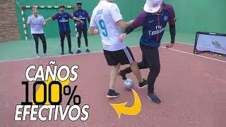 CAÑOS 100% EFECTIVOS para burlar a tu rival - STREET FOOTBALL & FUTBOL CALLEJERO