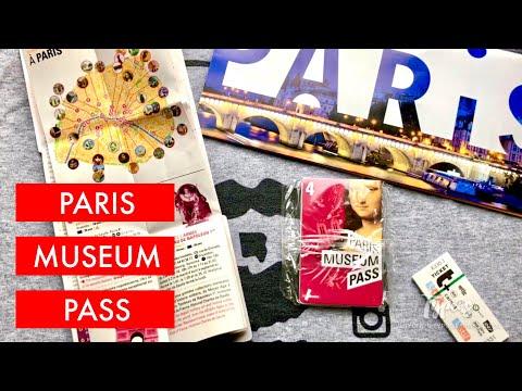 Paris Museum Pass Unboxing - Travel Information & Tips | Travel Vlog
