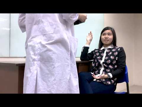 Effective Communication with Patients: Work Immersion Video PeTa