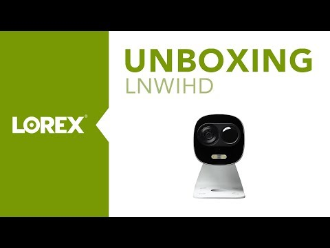 Unboxing the LNWiHD WiFi Monitoring Camera
