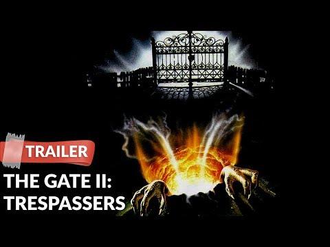 Gate 2: The Trespassers 1990   Louis Tripp