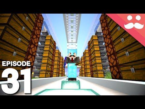 Hermitcraft 6: Episode 31 - IT'S BUILT!